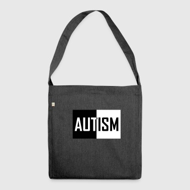 autismo - Borsa in materiale riciclato
