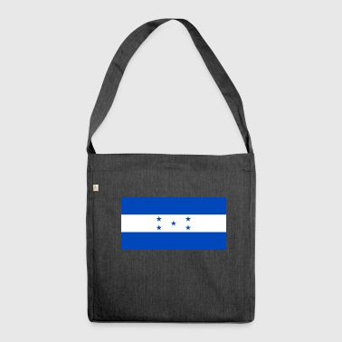 Honduras flag - Shoulder Bag made from recycled material