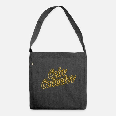 Collections Coin Collection - Shoulder Bag made from recycled material