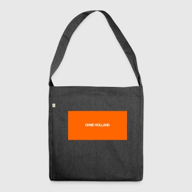 ohne Holland - Schultertasche aus Recycling-Material