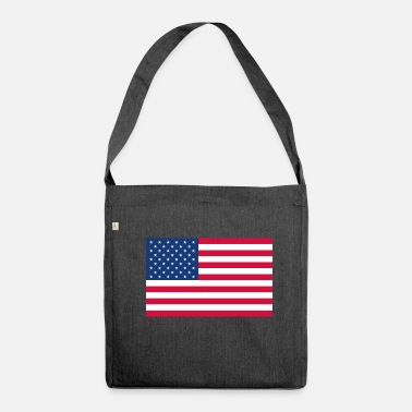 Stars And Stripes Stars and Stripes - Shoulder Bag recycled