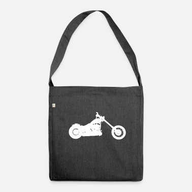 Chopper Softail chopper - Borsa in materiale riciclato