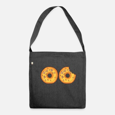 Confiserie Donuts Confiserie Cookie Tart Cake Pies - Shoulder Bag recycled