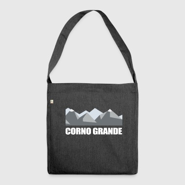 Corno Grande - Shoulder Bag made from recycled material