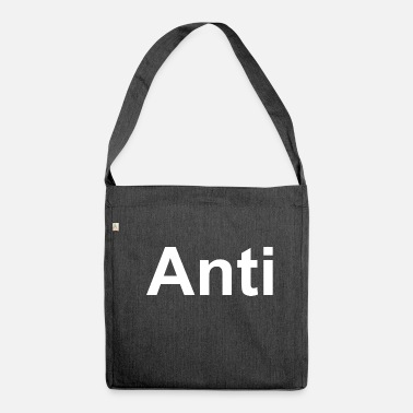 Monopoly Anti T-shirt an icon for every anti - Shoulder Bag made from recycled material