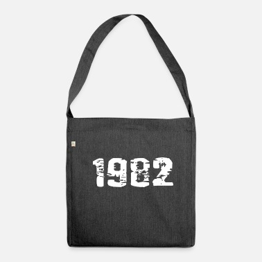 Year Of Birth Year of birth - Shoulder Bag recycled