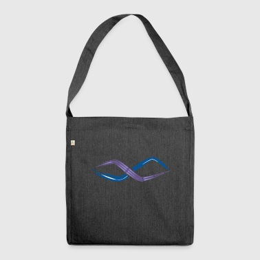 Infinity - Infinity - Shoulder Bag made from recycled material