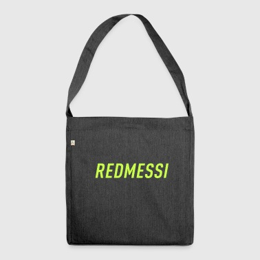 Redmessi - Borsa in materiale riciclato