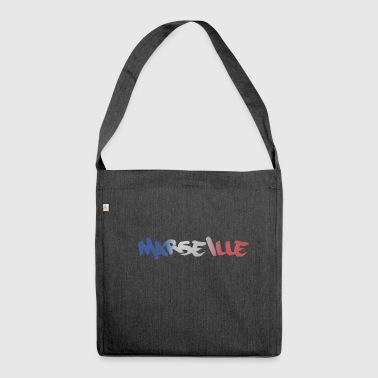 MARSEILLE - Shoulder Bag made from recycled material
