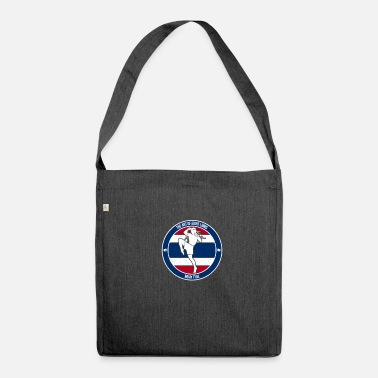 Thai Boxing Muay Thai Thai Boxing Thai Boxing Shirt - Shoulder Bag made from recycled material