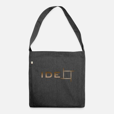 Idea Idea - idea - Shoulder Bag recycled