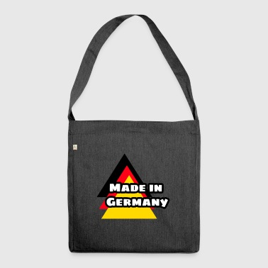 Made in Germany - Shoulder Bag made from recycled material