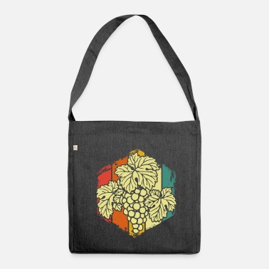 Winemaker Grape winemaker - Shoulder Bag recycled