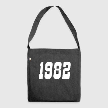 1982 - Shoulder Bag made from recycled material
