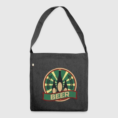 Beer propaganda - Shoulder Bag made from recycled material
