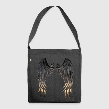 Wings wings - Shoulder Bag made from recycled material