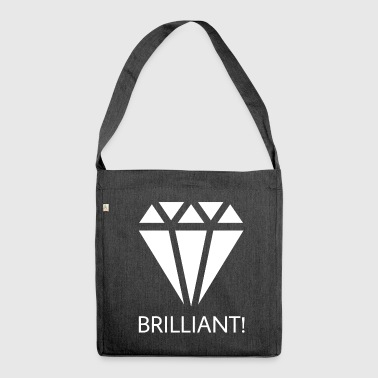 brillante - Borsa in materiale riciclato