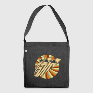 Noodles noodles - Shoulder Bag made from recycled material