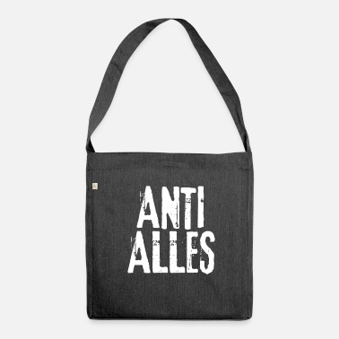 Anti Anti Tutto - Borsa in materiale riciclato