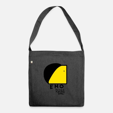 Emo Emo - Shoulder Bag recycled