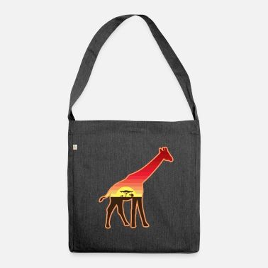 Africa Africa - Shoulder Bag made from recycled material
