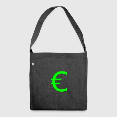 Euro - Shoulder Bag made from recycled material