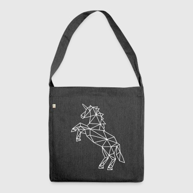 Unicorn | mythical creatures - Shoulder Bag made from recycled material