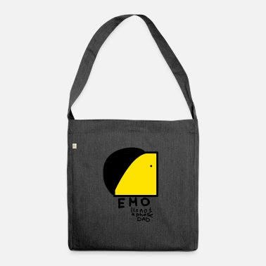 Emo Emo - Shoulder Bag made from recycled material