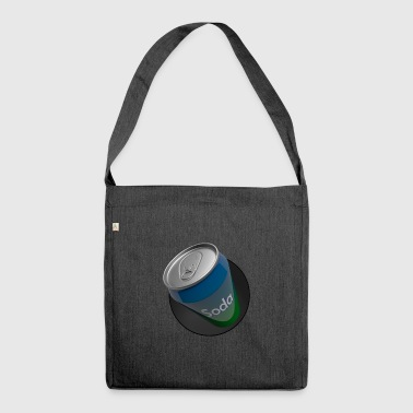 Sprite can - Shoulder Bag made from recycled material