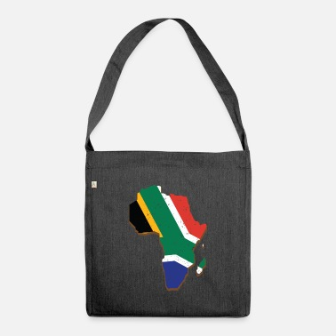 South Africa South Africa - Shoulder Bag made from recycled material