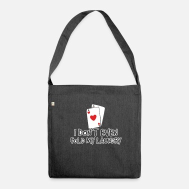 Casino Casino - Shoulder Bag made from recycled material