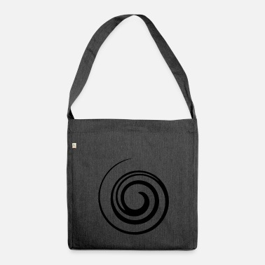 Symbol SYMBOLS SYMBOLE - Schultertasche aus Recycling-Material