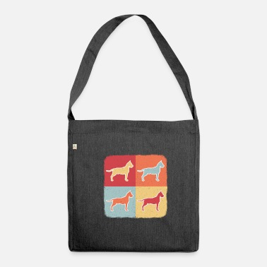 Great Dane Great Dane Great Dane Gift - Shoulder Bag recycled