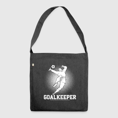 goalkeeper - Shoulder Bag made from recycled material