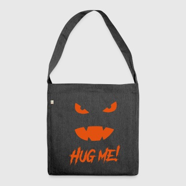 Hug me! - Shoulder Bag made from recycled material