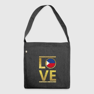 roots love home gift queen Philippines - Shoulder Bag made from recycled material