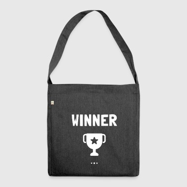 Winner - Shoulder Bag made from recycled material