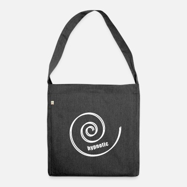 Hypnotism Hypnotic - Shoulder Bag recycled