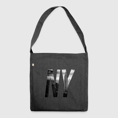 NY - Shoulder Bag made from recycled material