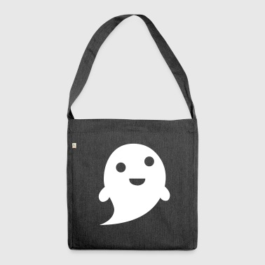 Ghost Ghost Ghost Ghost Monster Haunted - Shoulder Bag made from recycled material