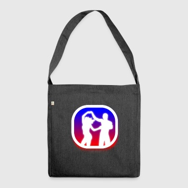 dancers - Shoulder Bag made from recycled material