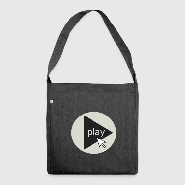 play - Shoulder Bag made from recycled material