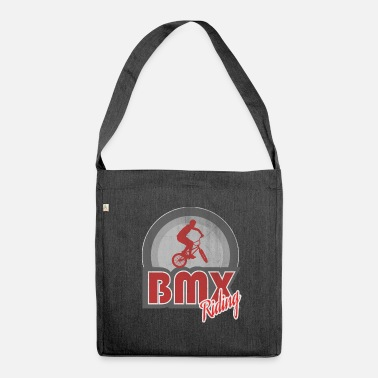 Bmx BMX - Shoulder Bag made from recycled material
