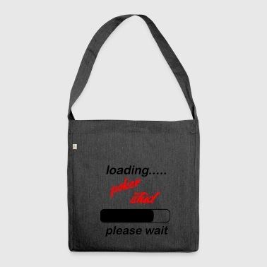 poker pro stud pro - Shoulder Bag made from recycled material