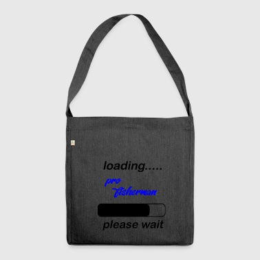 pro fisherman - Shoulder Bag made from recycled material