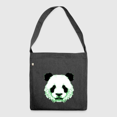 panda - Shoulder Bag made from recycled material