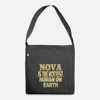 Nova nova - Borsa in materiale riciclato