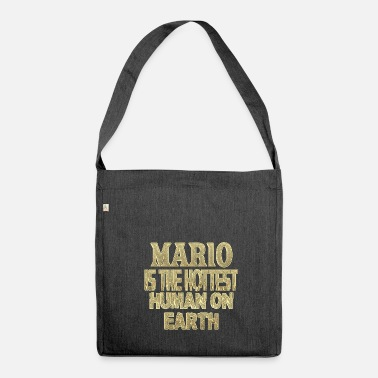 Mario Mario - Shoulder Bag made from recycled material