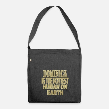 Dominic dominica - Borsa in materiale riciclato