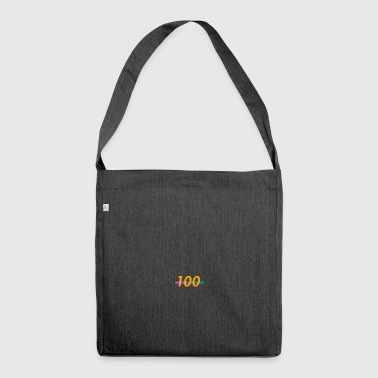 100 aesthetics - Shoulder Bag made from recycled material